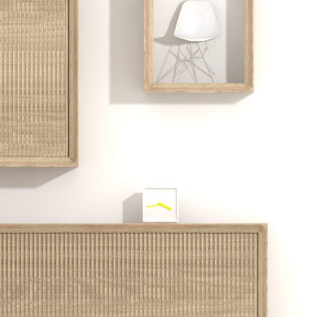 Design details cabinet Hide