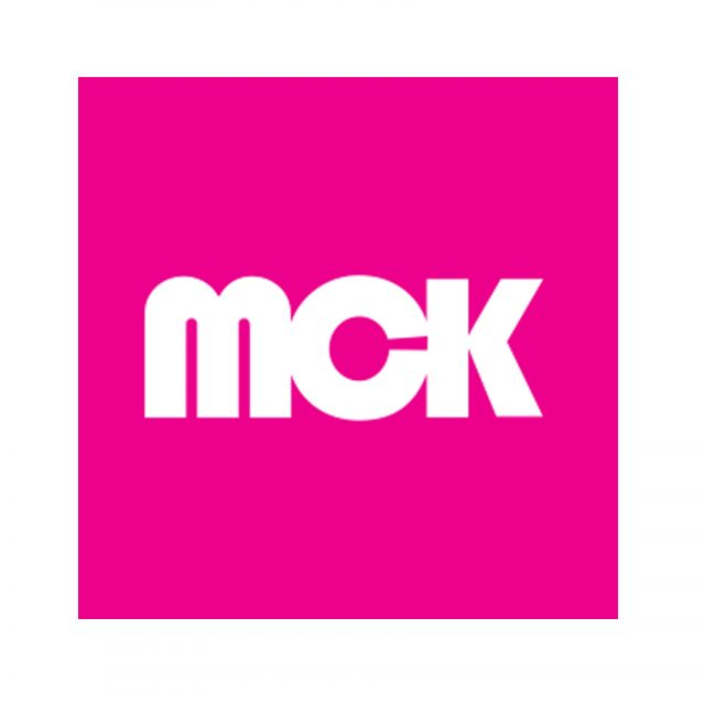 MCK starting point, initial logo